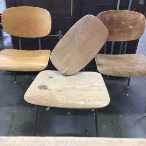 stoelen voor restauratie