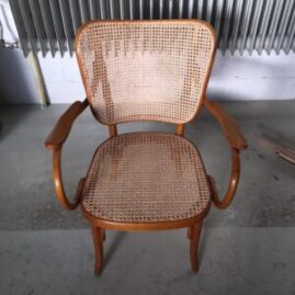 Thonet stoel | Patine meubelrestauratie Amsterdam